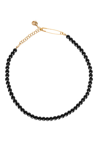 Bead Necklace - Gold