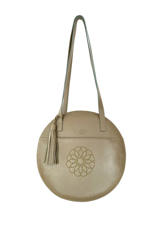 Big Disco Handbag - Olive