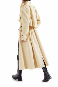 Safari Trench Coat