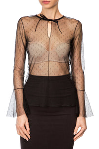 Mesh Bow Top