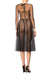Sheer Overdress