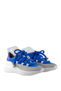 Ghost Lace Up Sneakers