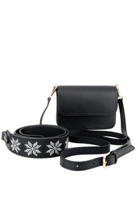 Casablanca Handbag - Black