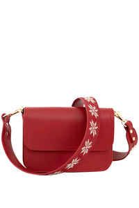Casablanca Handbag - Red