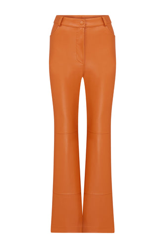 Eco Leather Power Pants