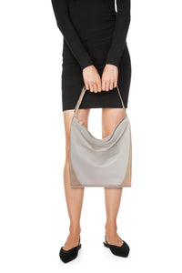 Courbette Hobo Bag - Grey
