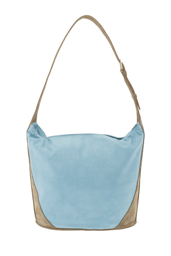 Courbette Hobo Bag - Blue