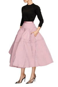 Balloon Skirt - Pink