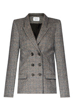 Load image into Gallery viewer, Blanche Silk Wool Blazer