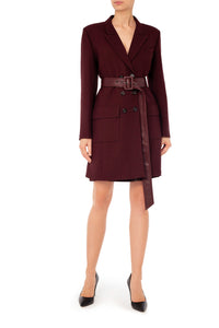 Bianca Double Breasted Coat Dress
