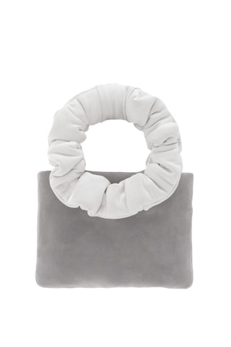 Eclipse Mini Bag - Grey/White