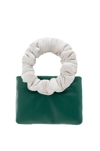 Eclipse Mini Bag - Green/White