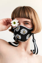 Load image into Gallery viewer, Daisy Strap Mask