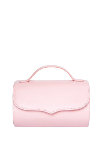 Cylinder Shoulder Bag - Baby Pink