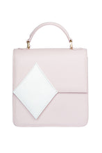 Load image into Gallery viewer, Diamond Accent Shoulder Bag - Pink