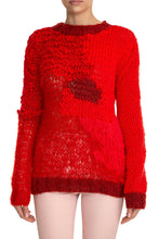 Load image into Gallery viewer, Patch Knit Sweater