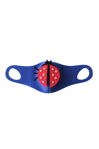 Ladybug Face Mask (Filter Pocket)