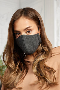Face Mask - Quilted Fleece
