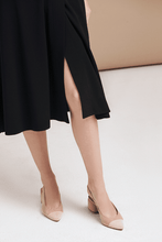 Load image into Gallery viewer, Flared Midi Skirt