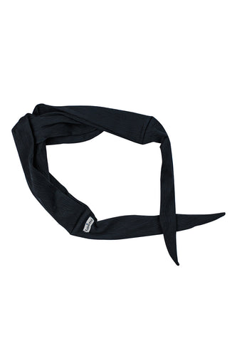 Lycra Hairband - Black