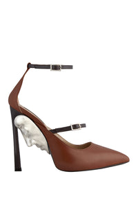 Apollo 2 Art Pumps - Brown