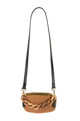 Link Chain Crossbody Bag