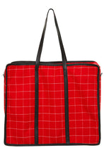 Load image into Gallery viewer, Plaid Tote Bag