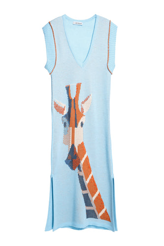 Giraffe Knit Dress