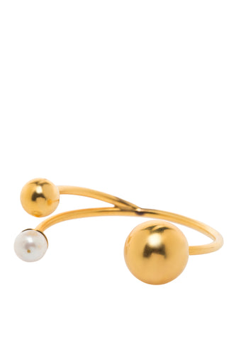 Triple Sphere Bracelet
