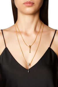 Arrows Charm Necklace