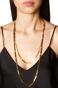 I Link Necklace - Gold