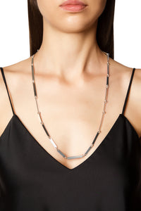 I Link Necklace - Silver