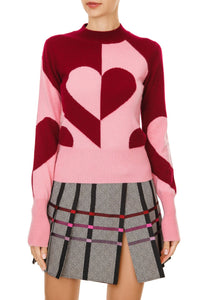 Heart Statement Sweater