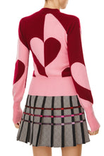 Load image into Gallery viewer, Heart Statement Sweater