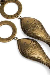 Fish Earrings