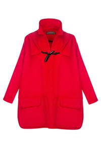 Toggle Front Coat