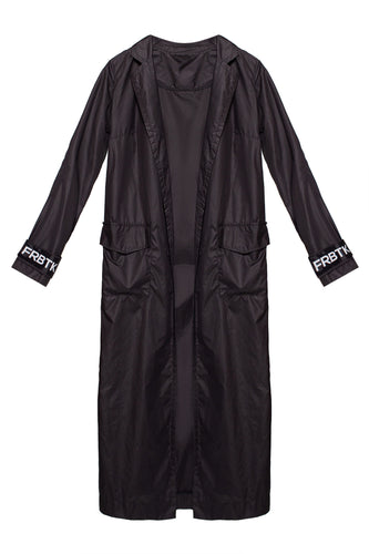 Lightweight Taslan Coat
