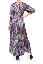 Load image into Gallery viewer, Abstract Maxi Dress