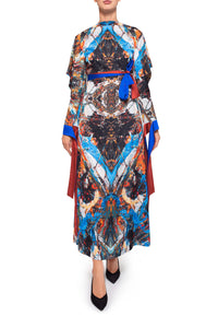 Mirror Image Maxi Dress