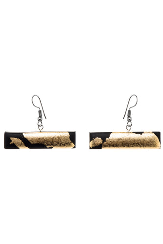 Resin Bar Earrings