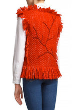 Load image into Gallery viewer, Branch Fringe Knit Top