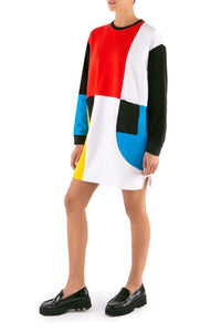Piet Patchwork Dress