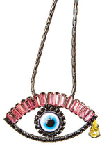 Load image into Gallery viewer, Eye Pendant Necklace
