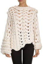 Load image into Gallery viewer, Open Weave Sweater