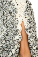 Load image into Gallery viewer, Tweed Cape Sweater