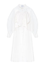 Load image into Gallery viewer, Petal Front Shirtdress