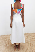 Load image into Gallery viewer, Seamed Midi Skirt