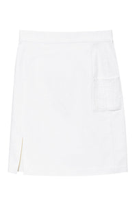 Net Pocket Skirt