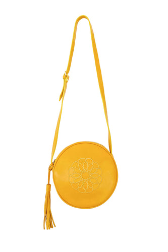 Little Disco Handbag - Yellow