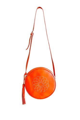 Little Disco Handbag - Orange